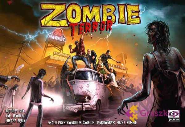 Zombie Terror // darmowa dostawa od 249.99 zł // wysyłka do 24 godzin! // odbiór osobisty w Opolu